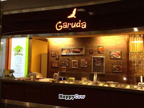 "Photo of Garuda  by <a href=""/members/profile/veggieriga"">veggieriga</a> <br/>Garuda in Riga Plaza food court <br/> September 3, 2013  - <a href='/contact/abuse/image/39553/54275'>Report</a>"
