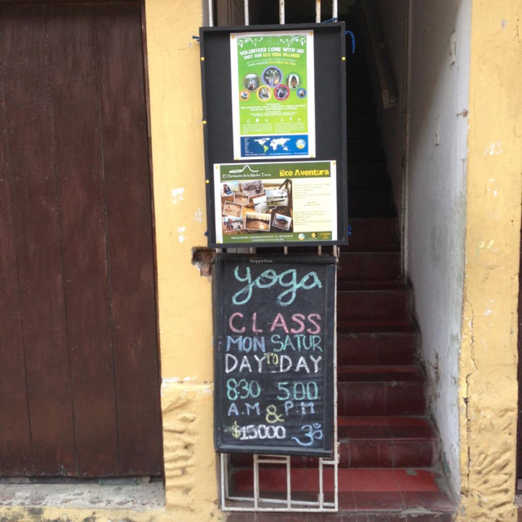 """Photo of Santuario del Yoga  by <a href=""""/members/profile/GlobalVegan"""">GlobalVegan</a> <br/>street view  <br/> March 30, 2015  - <a href='/contact/abuse/image/39575/97389'>Report</a>"""