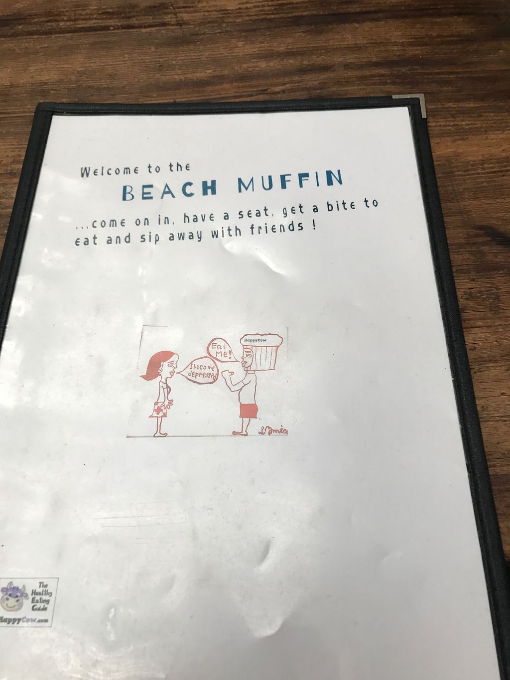 "Photo of Beach Muffin  by <a href=""/members/profile/Breybrey"">Breybrey</a> <br/>menu front <br/> August 19, 2017  - <a href='/contact/abuse/image/39580/294471'>Report</a>"