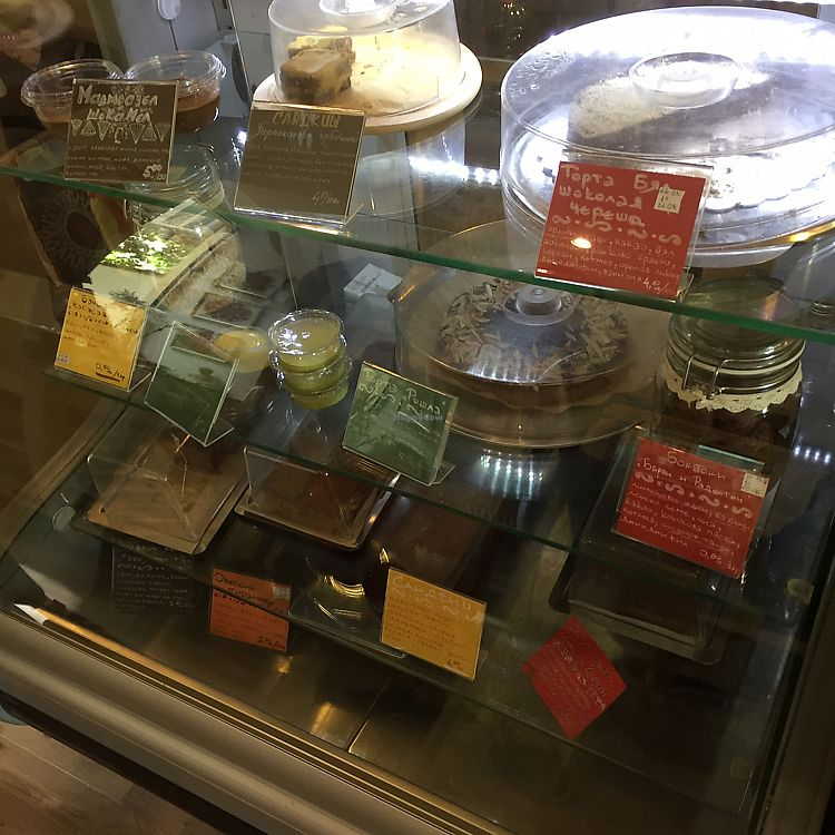 "Photo of The Hatori Place Cafe  by <a href=""/members/profile/Rachiem"">Rachiem</a> <br/>sweet selection, lots of raw cakes and breads  <br/> June 18, 2017  - <a href='/contact/abuse/image/39599/270514'>Report</a>"