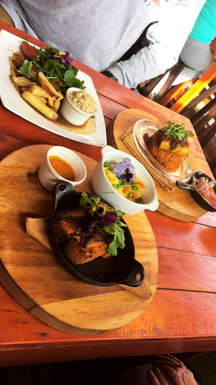 """Photo of Green Point  by <a href=""""/members/profile/Annabelleleee"""">Annabelleleee</a> <br/>Quinoa pie, and stir fry  <br/> March 8, 2018  - <a href='/contact/abuse/image/39623/368289'>Report</a>"""