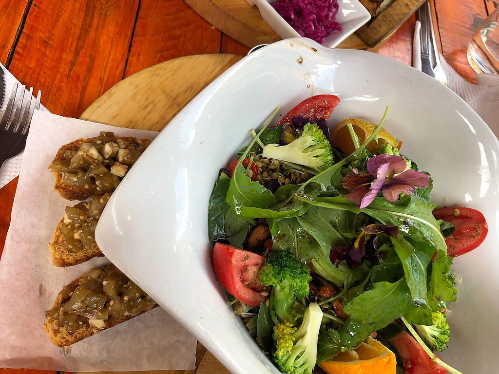 """Photo of Green Point  by <a href=""""/members/profile/Elsvogelpoel"""">Elsvogelpoel</a> <br/>Salad <br/> April 14, 2018  - <a href='/contact/abuse/image/39623/385769'>Report</a>"""