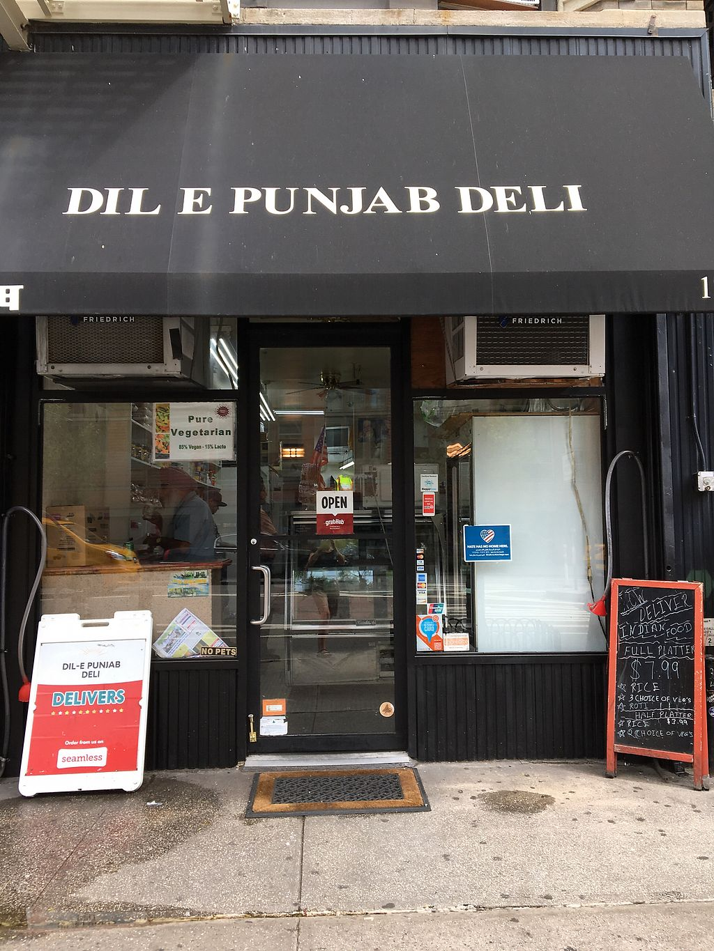 """Photo of Dil-E Punjab Deli  by <a href=""""/members/profile/JJones315"""">JJones315</a> <br/>Store Front  <br/> August 5, 2017  - <a href='/contact/abuse/image/39629/289311'>Report</a>"""