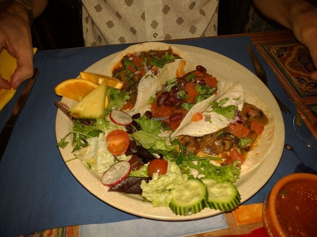 """Photo of Taco y Tequilla  by <a href=""""/members/profile/YohanaGenova"""">YohanaGenova</a> <br/>veggie mix, it was ok <br/> February 9, 2017  - <a href='/contact/abuse/image/39636/224681'>Report</a>"""