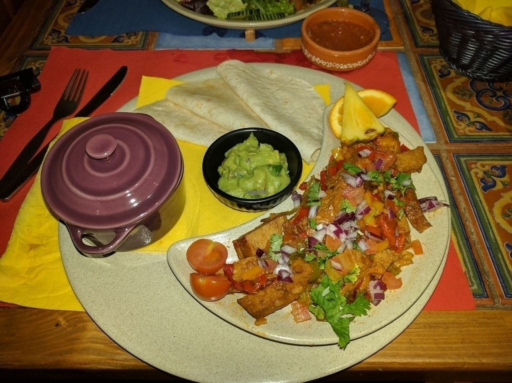 """Photo of Taco y Tequilla  by <a href=""""/members/profile/YohanaGenova"""">YohanaGenova</a> <br/>seitan dish, get this <br/> February 9, 2017  - <a href='/contact/abuse/image/39636/224683'>Report</a>"""