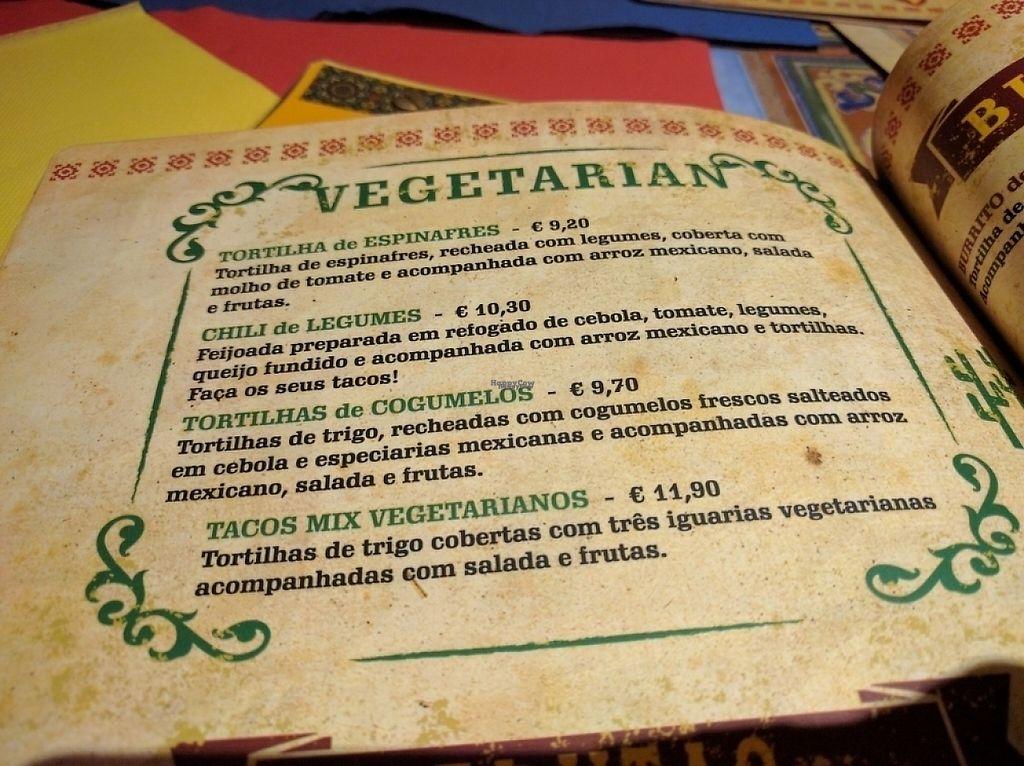 "Photo of Taco y Tequilla  by <a href=""/members/profile/YohanaGenova"">YohanaGenova</a> <br/>veg menu <br/> February 9, 2017  - <a href='/contact/abuse/image/39636/224691'>Report</a>"