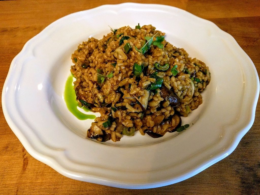 "Photo of Plevel  by <a href=""/members/profile/CoconutRice"">CoconutRice</a> <br/>Mushroom Risotto <br/> February 10, 2018  - <a href='/contact/abuse/image/39637/357470'>Report</a>"