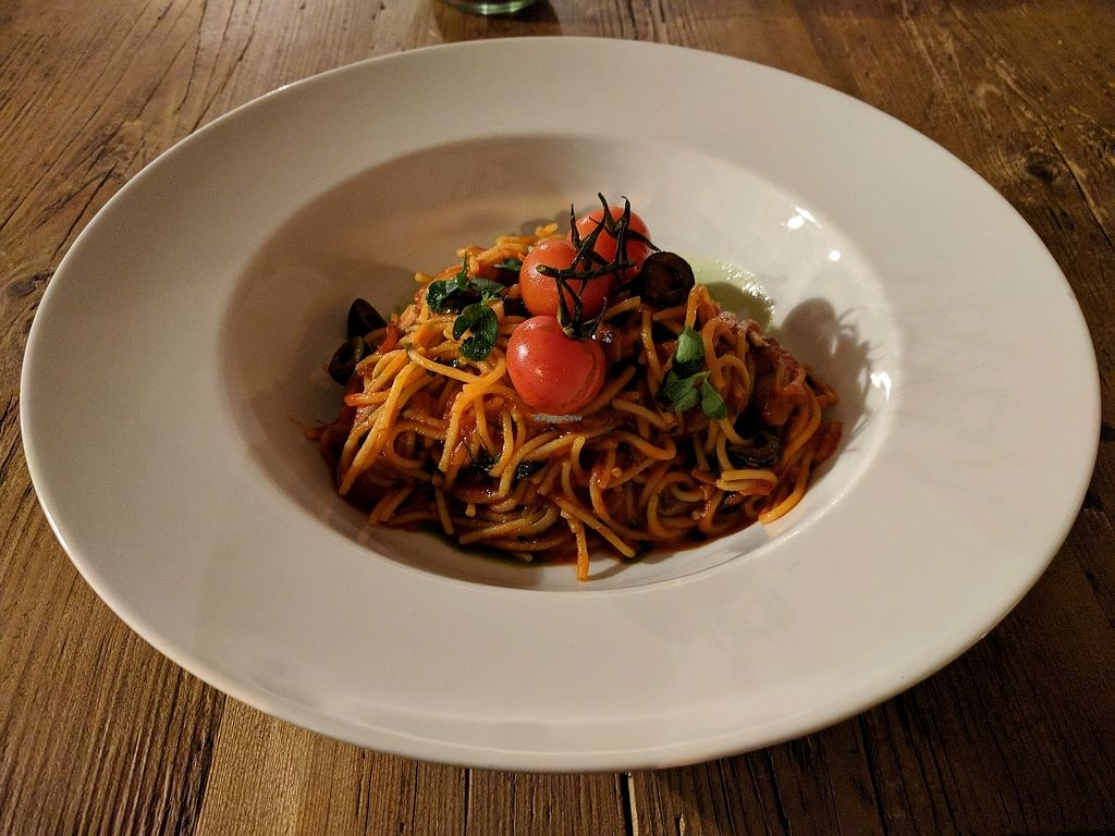 "Photo of Plevel  by <a href=""/members/profile/CoconutRice"">CoconutRice</a> <br/>Linguine Pomodoro <br/> February 11, 2018  - <a href='/contact/abuse/image/39637/358046'>Report</a>"