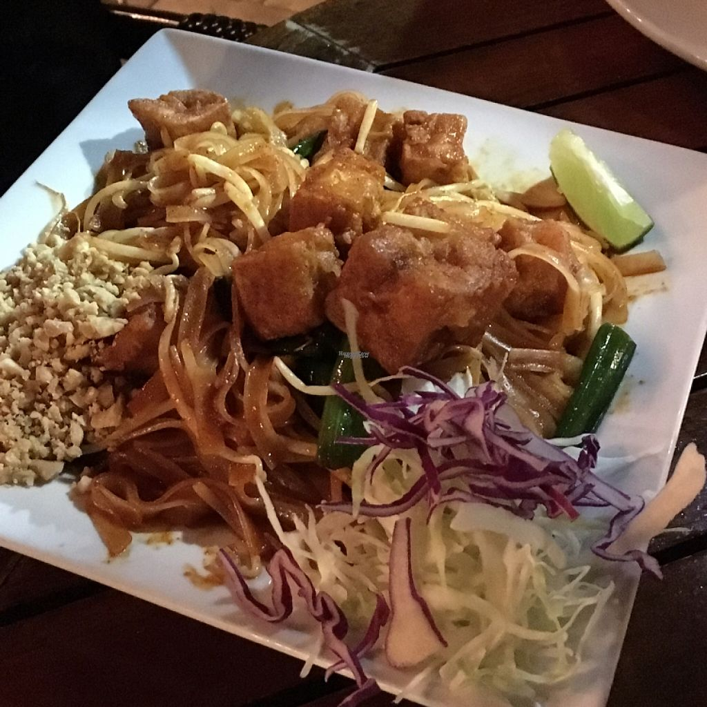 "Photo of Zen Bistro  by <a href=""/members/profile/KWdaddio"">KWdaddio</a> <br/>Pad Thai with fried tofu <br/> February 5, 2017  - <a href='/contact/abuse/image/39658/222574'>Report</a>"