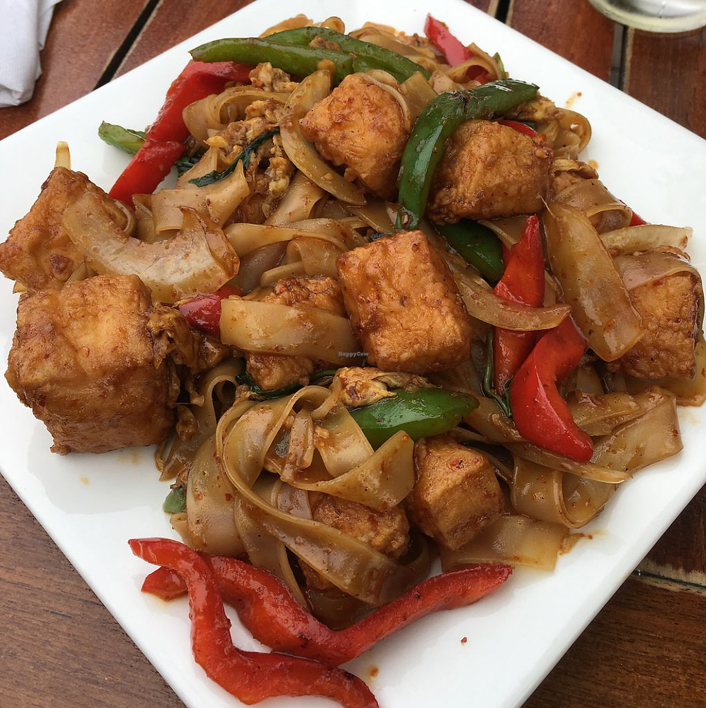 "Photo of Zen Bistro  by <a href=""/members/profile/kmilitello"">kmilitello</a> <br/>spicy rice noodles with fried tofu <br/> May 25, 2017  - <a href='/contact/abuse/image/39658/262389'>Report</a>"