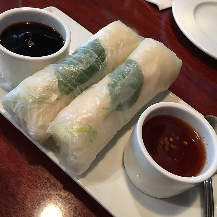 "Photo of Zen Bistro  by <a href=""/members/profile/KWdaddio"">KWdaddio</a> <br/>fresh rolls with dipping sauce <br/> June 10, 2017  - <a href='/contact/abuse/image/39658/267657'>Report</a>"