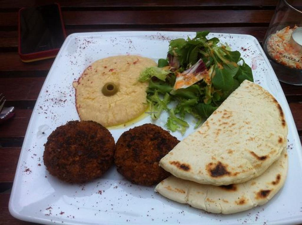 """Photo of CLOSED: Govinda  by <a href=""""/members/profile/vegan_ryan"""">vegan_ryan</a> <br/>falafel plate <br/> August 9, 2014  - <a href='/contact/abuse/image/39707/76354'>Report</a>"""