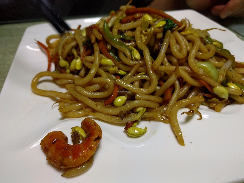 """Photo of Zhai Xiang Yuan  by <a href=""""/members/profile/AlexanderTaylor"""">AlexanderTaylor</a> <br/>Some noodles my friend ordered <br/> October 29, 2017  - <a href='/contact/abuse/image/39732/319730'>Report</a>"""