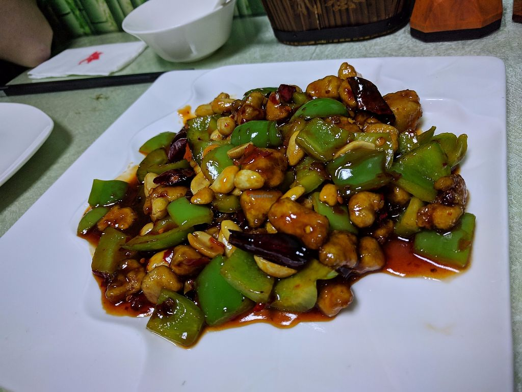 """Photo of Zhai Xiang Yuan  by <a href=""""/members/profile/AlexanderTaylor"""">AlexanderTaylor</a> <br/>Some veggie stir fry my friend ordered <br/> October 29, 2017  - <a href='/contact/abuse/image/39732/319731'>Report</a>"""
