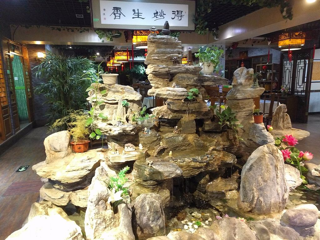 """Photo of Zhai Xiang Yuan  by <a href=""""/members/profile/AlexanderTaylor"""">AlexanderTaylor</a> <br/>Decorative rocks in the restaurant <br/> October 29, 2017  - <a href='/contact/abuse/image/39732/319750'>Report</a>"""