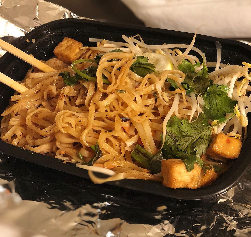 """Photo of Noodle  by <a href=""""/members/profile/cheeseonwheat"""">cheeseonwheat</a> <br/>Thai Peanut Noodles with Tofu—YUM! <br/> April 16, 2018  - <a href='/contact/abuse/image/39750/386601'>Report</a>"""