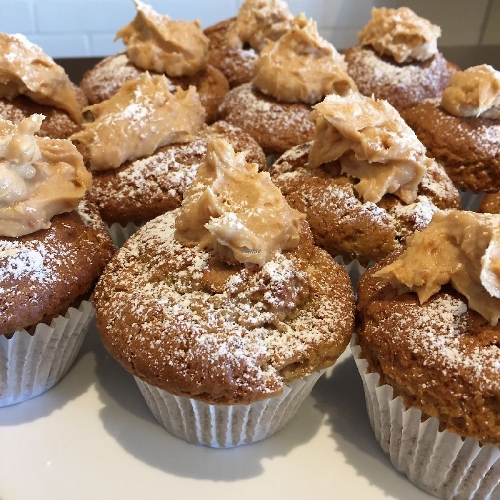 """Photo of Sterling Espresso Bar - maybe closed  by <a href=""""/members/profile/KATIE%20H"""">KATIE H</a> <br/>Vegan Banana and peanut muffins  <br/> January 15, 2017  - <a href='/contact/abuse/image/39789/212152'>Report</a>"""