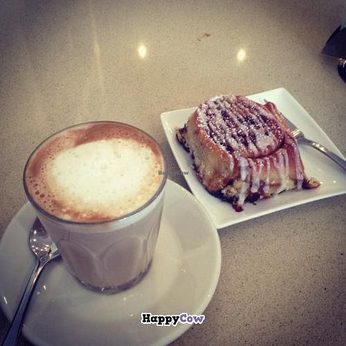 """Photo of Sterling Espresso Bar - maybe closed  by <a href=""""/members/profile/WeiShen"""">WeiShen</a> <br/>coffee and cinnamon buns <br/> July 7, 2013  - <a href='/contact/abuse/image/39789/50949'>Report</a>"""