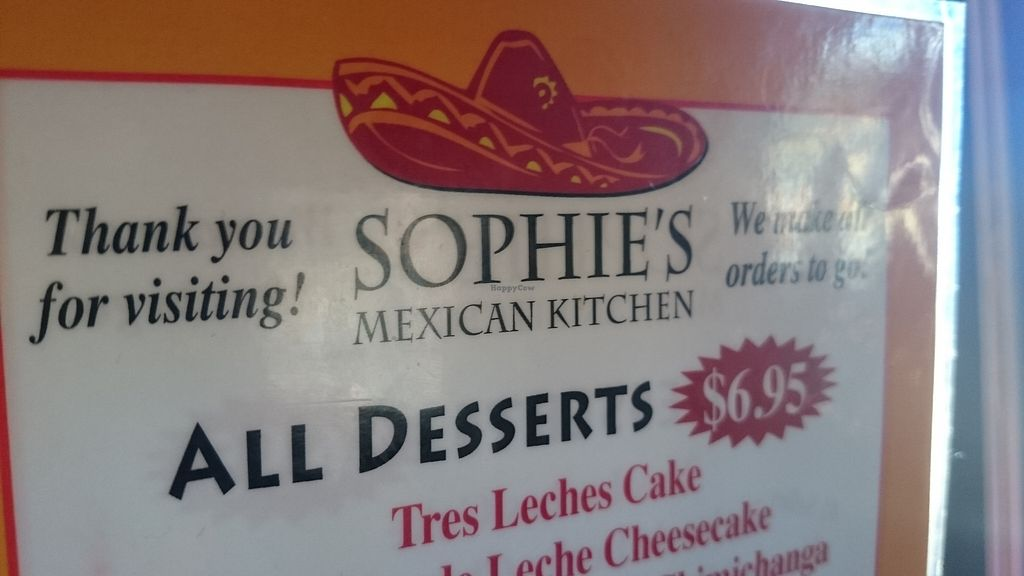 "Photo of CLOSED: Sophie's Mexican Kitchen  by <a href=""/members/profile/chb-pbfp"">chb-pbfp</a> <br/>Entry <br/> August 26, 2017  - <a href='/contact/abuse/image/39806/297506'>Report</a>"
