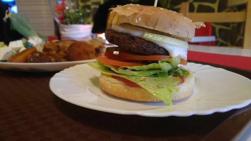 "Photo of CLOSED: Mr. Hau  by <a href=""/members/profile/OshriVeg"">OshriVeg</a> <br/>burger  <br/> December 18, 2016  - <a href='/contact/abuse/image/39856/202369'>Report</a>"