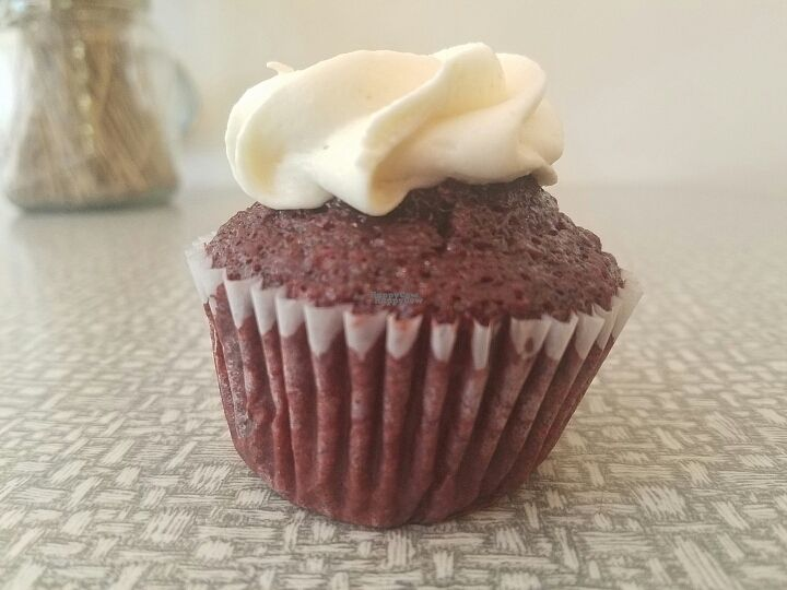 """Photo of Sophie Sucree  by <a href=""""/members/profile/kenvegan"""">kenvegan</a> <br/>Red Velvet Cupcake <br/> September 17, 2016  - <a href='/contact/abuse/image/39859/176373'>Report</a>"""