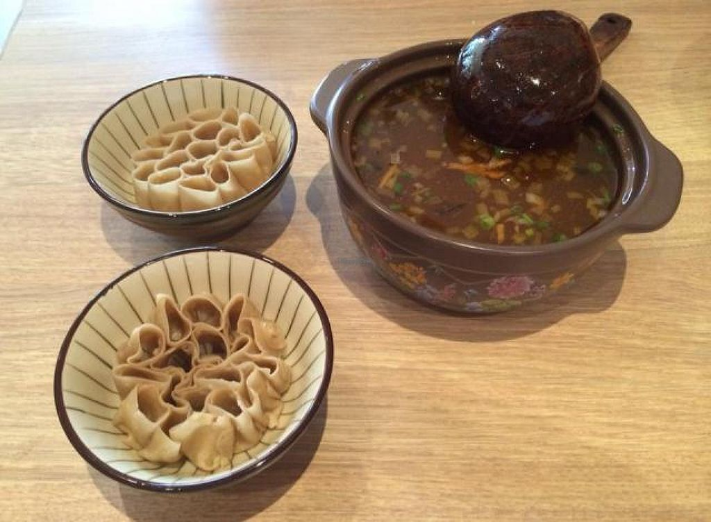 "Photo of Xibei You Mian Cun  by <a href=""/members/profile/Tianci"">Tianci</a> <br/>Oat Noddles and Mushroom Soup <br/> May 15, 2014  - <a href='/contact/abuse/image/39869/70065'>Report</a>"
