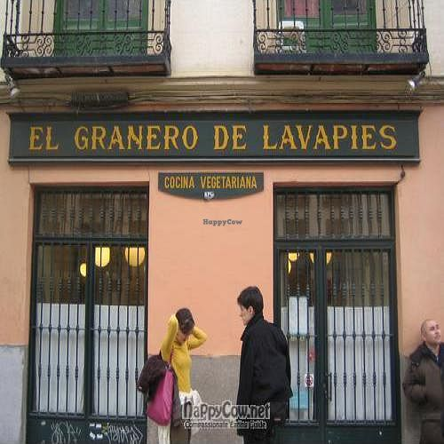 """Photo of CLOSED: El Granero de Lavapies  by <a href=""""/members/profile/promwall"""">promwall</a> <br/>Clearly marked and easy to find <br/> March 26, 2010  - <a href='/contact/abuse/image/3987/4088'>Report</a>"""