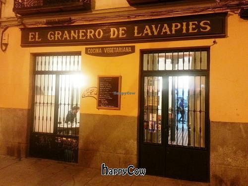 """Photo of CLOSED: El Granero de Lavapies  by <a href=""""/members/profile/Fer"""">Fer</a> <br/>External view in the nigth <br/> February 2, 2013  - <a href='/contact/abuse/image/3987/43687'>Report</a>"""