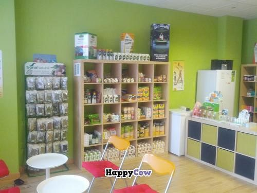 """Photo of El Druida y Las Hierbas  by <a href=""""/members/profile/marmot1972"""">marmot1972</a> <br/>El Druida y Las Hierbas, our herb and food shop with degustation area.  We also have therapy rooms <br/> July 23, 2013  - <a href='/contact/abuse/image/39899/51936'>Report</a>"""