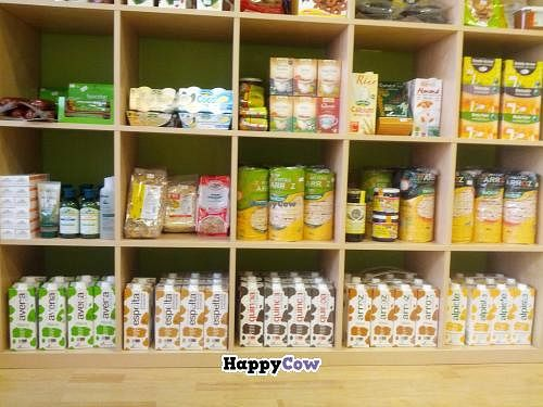 """Photo of El Druida y Las Hierbas  by <a href=""""/members/profile/marmot1972"""">marmot1972</a> <br/>Some of our food shleves, we also have all kind of herb remedies! <br/> July 23, 2013  - <a href='/contact/abuse/image/39899/51938'>Report</a>"""