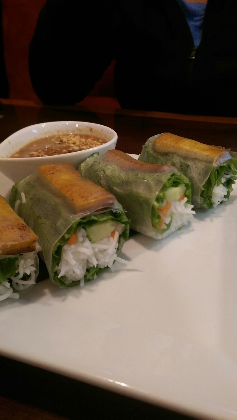 """Photo of Veggiebowl  by <a href=""""/members/profile/ClaireBates"""">ClaireBates</a> <br/>salad rolls  <br/> September 26, 2016  - <a href='/contact/abuse/image/39931/178150'>Report</a>"""