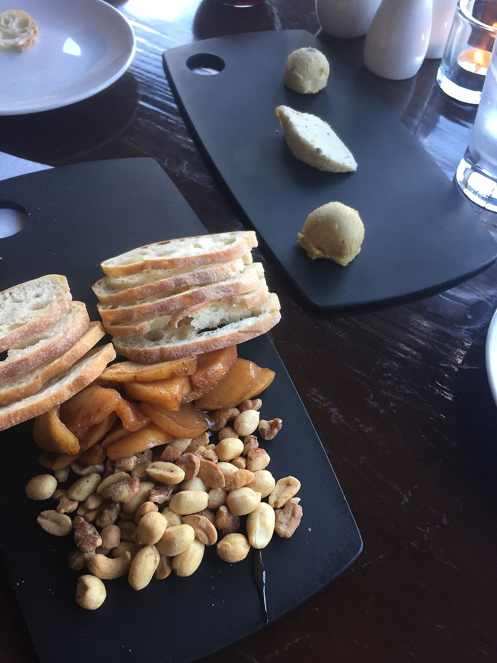 "Photo of Tree House  by <a href=""/members/profile/mcromeen"">mcromeen</a> <br/>vegan cheese plate <br/> July 8, 2017  - <a href='/contact/abuse/image/39939/277743'>Report</a>"
