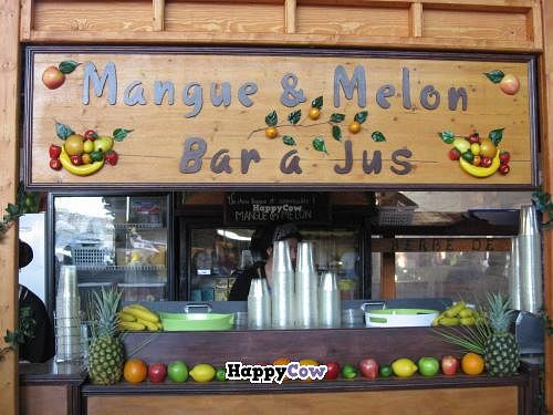 "Photo of Mangue et Melon  by <a href=""/members/profile/Marc%20G"">Marc G</a> <br/>Montreal's finest juice bar! <br/> July 13, 2013  - <a href='/contact/abuse/image/39942/51204'>Report</a>"