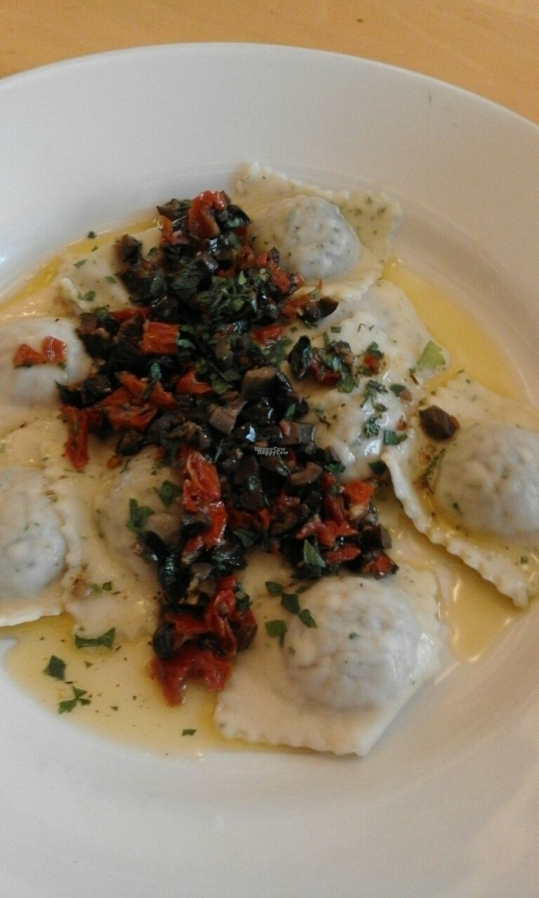 """Photo of Manger Boire  by <a href=""""/members/profile/v_mdj"""">v_mdj</a> <br/>vegan ravioli <br/> September 29, 2016  - <a href='/contact/abuse/image/39996/178601'>Report</a>"""