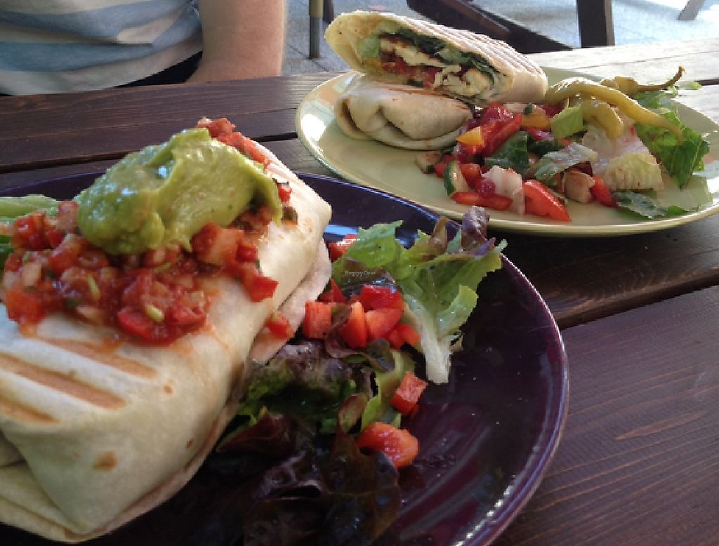 """Photo of Vegtral Restaurace  by <a href=""""/members/profile/Anna%20H"""">Anna H</a> <br/>Tasty burritos <br/> August 23, 2015  - <a href='/contact/abuse/image/40051/237348'>Report</a>"""