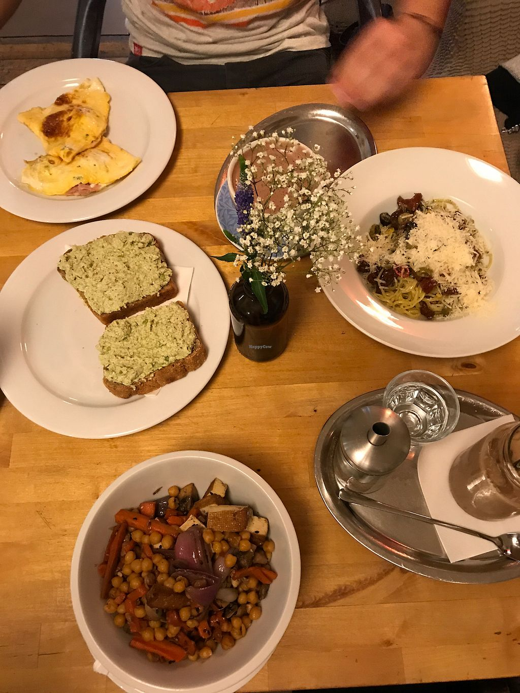 """Photo of Sicily Cafe  by <a href=""""/members/profile/megcanical"""">megcanical</a> <br/>Our lunch spread <br/> March 12, 2018  - <a href='/contact/abuse/image/40071/369684'>Report</a>"""