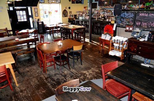 """Photo of Gulu-Gulu Cafe  by <a href=""""/members/profile/sfeldmann"""">sfeldmann</a> <br/>Gulu-Gulu Cafe: interior <br/> August 12, 2013  - <a href='/contact/abuse/image/40085/53182'>Report</a>"""