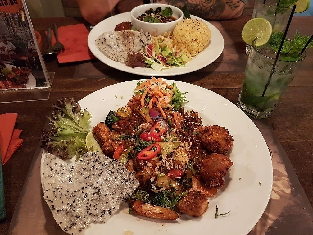 """Photo of Banana Tree  by <a href=""""/members/profile/Nadi81"""">Nadi81</a> <br/>vegan noodles and aubergine <br/> June 27, 2017  - <a href='/contact/abuse/image/40094/274112'>Report</a>"""