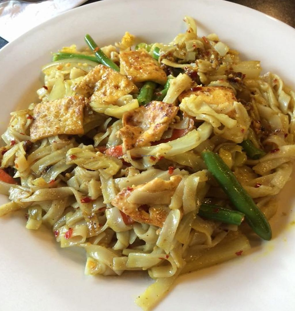 """Photo of River Wok Asian Grill  by <a href=""""/members/profile/J%20and%20J"""">J and J</a> <br/>Pad Thai with Tofu <br/> March 29, 2016  - <a href='/contact/abuse/image/40118/207407'>Report</a>"""