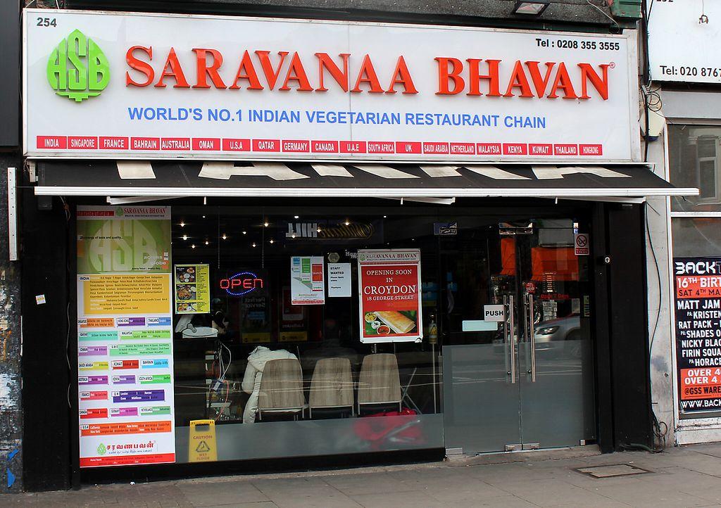 "Photo of Saravanaa Bhavan  by <a href=""/members/profile/kezia"">kezia</a> <br/>Outside Saravanaa Bhavan <br/> March 17, 2017  - <a href='/contact/abuse/image/4015/237619'>Report</a>"