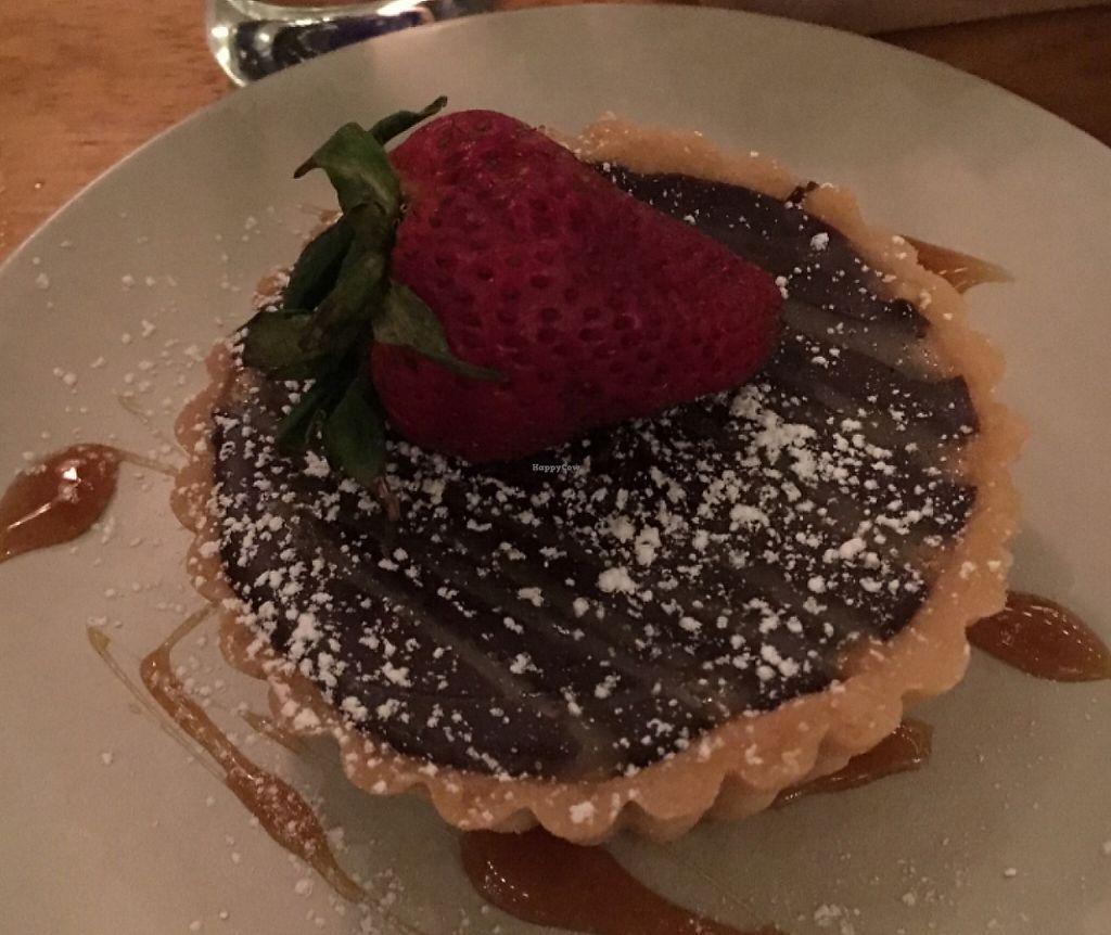 "Photo of Sweet 27  by <a href=""/members/profile/Vegan_Kara"">Vegan_Kara</a> <br/>vegan chocolate peanut butter tart. SO good! <br/> April 6, 2016  - <a href='/contact/abuse/image/40201/201678'>Report</a>"