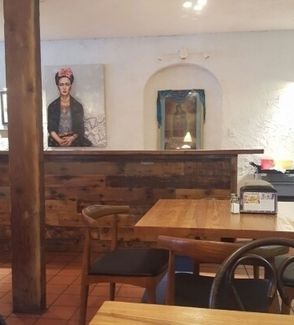 """Photo of Tamale House East  by <a href=""""/members/profile/Cattackular"""">Cattackular</a> <br/>indoor seating available during hit summer days <br/> August 24, 2016  - <a href='/contact/abuse/image/40221/226070'>Report</a>"""