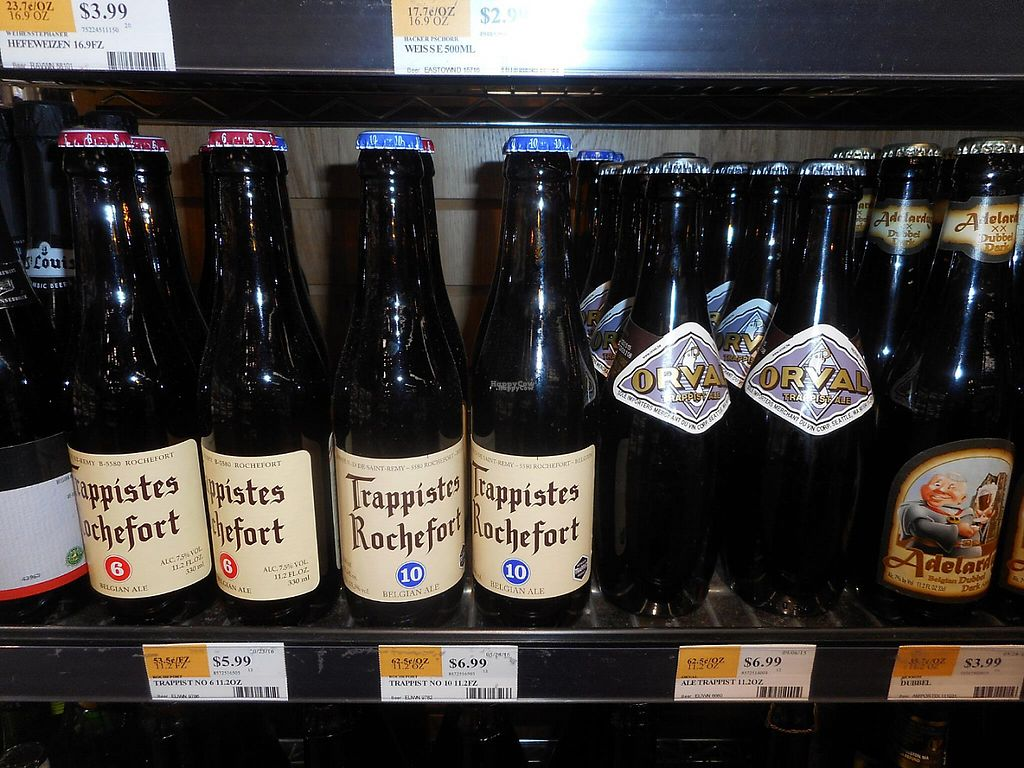 """Photo of Whole Foods Market  by <a href=""""/members/profile/Mu"""">Mu</a> <br/>belgian beers <br/> November 23, 2016  - <a href='/contact/abuse/image/40237/193636'>Report</a>"""