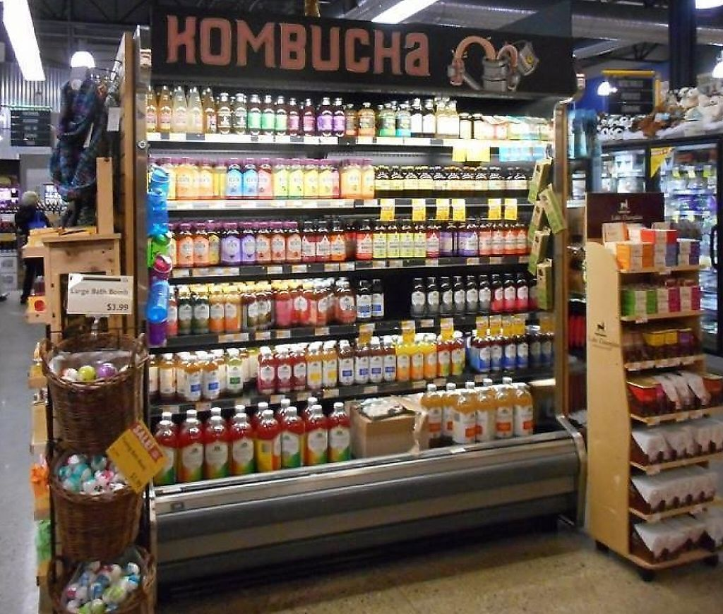 "Photo of Whole Foods Market  by <a href=""/members/profile/Mu"">Mu</a> <br/>kombucha <br/> November 23, 2016  - <a href='/contact/abuse/image/40237/204209'>Report</a>"