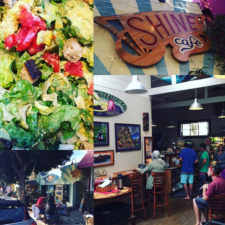 """Photo of Shine Cafe  by <a href=""""/members/profile/Eefie"""">Eefie</a> <br/>Ceasar salad  <br/> October 20, 2016  - <a href='/contact/abuse/image/4023/183091'>Report</a>"""