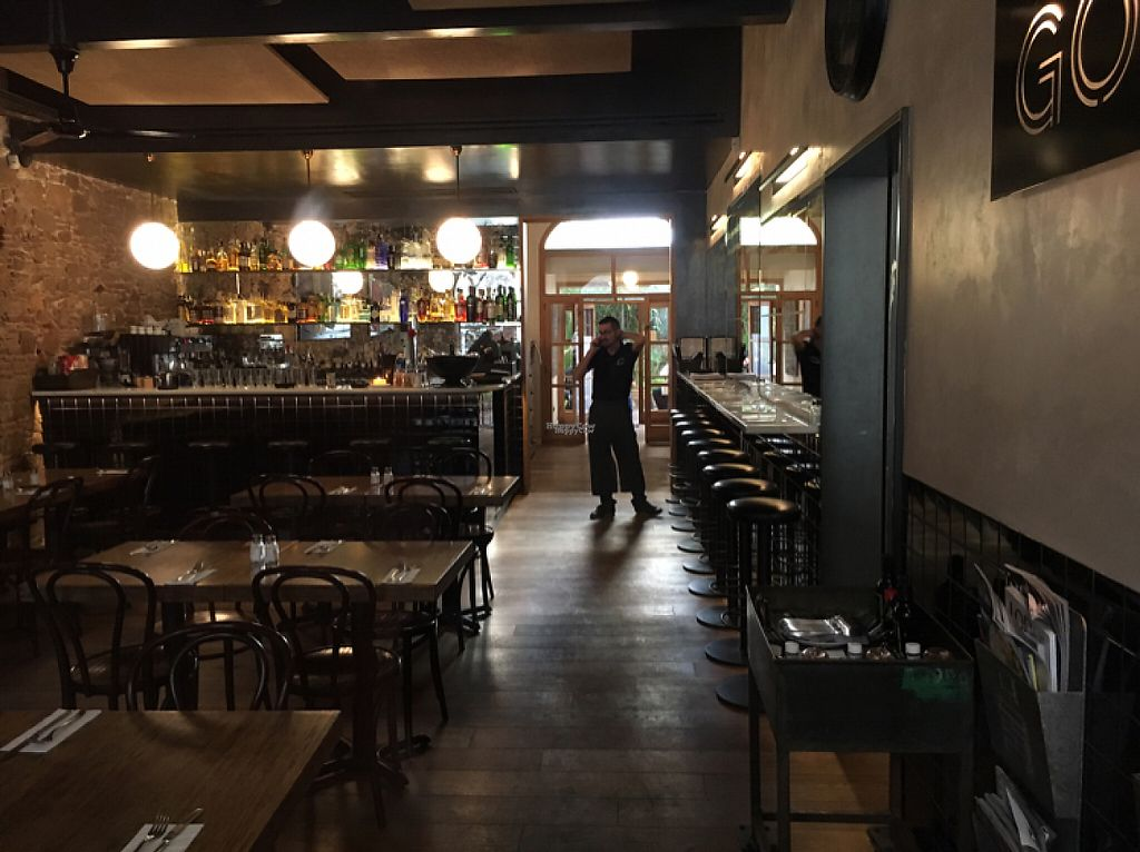 """Photo of Cafe Godot  by <a href=""""/members/profile/hack_man"""">hack_man</a> <br/>looking in <br/> November 18, 2016  - <a href='/contact/abuse/image/40241/191703'>Report</a>"""