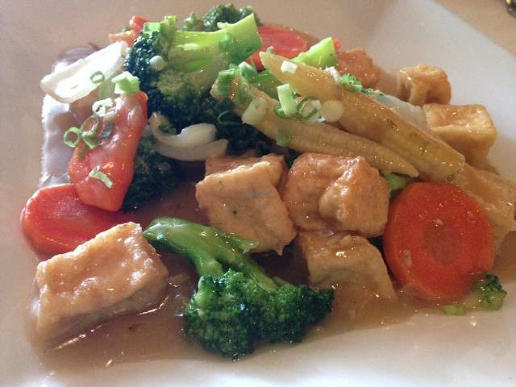 """Photo of Saigon  Bangkok  by <a href=""""/members/profile/gwild"""">gwild</a> <br/>Stir fried broccoli and tofu <br/> August 19, 2014  - <a href='/contact/abuse/image/40254/77436'>Report</a>"""