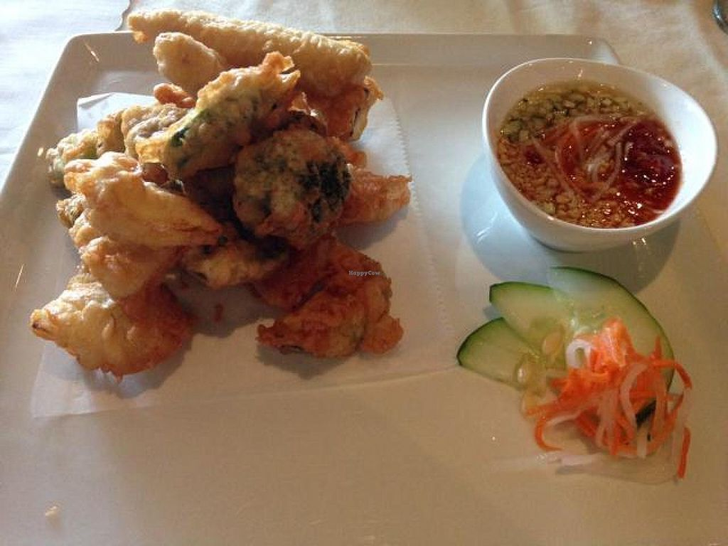 """Photo of Saigon  Bangkok  by <a href=""""/members/profile/gwild"""">gwild</a> <br/>vegetable tempura <br/> August 19, 2014  - <a href='/contact/abuse/image/40254/77440'>Report</a>"""