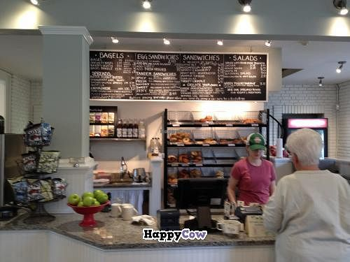 """Photo of Tandem Bagel Company  by <a href=""""/members/profile/Sarah%20P"""">Sarah P</a> <br/>Tandem counter <br/> September 24, 2013  - <a href='/contact/abuse/image/40272/55587'>Report</a>"""