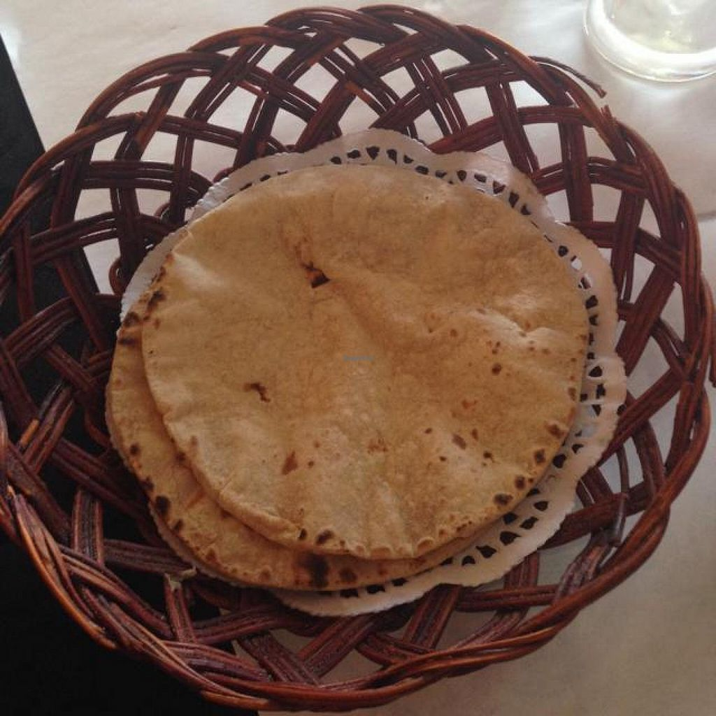 """Photo of WTF - What Tasty Food  by <a href=""""/members/profile/AndyT"""">AndyT</a> <br/>Chapatti <br/> May 28, 2014  - <a href='/contact/abuse/image/40305/70969'>Report</a>"""